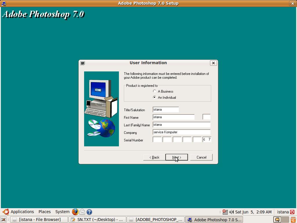 Free Adobe Photoshop 7 0 Download - Free downloads
